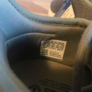 adidas Shoes - NEW Adidas Tubular Shadow Green Glitter